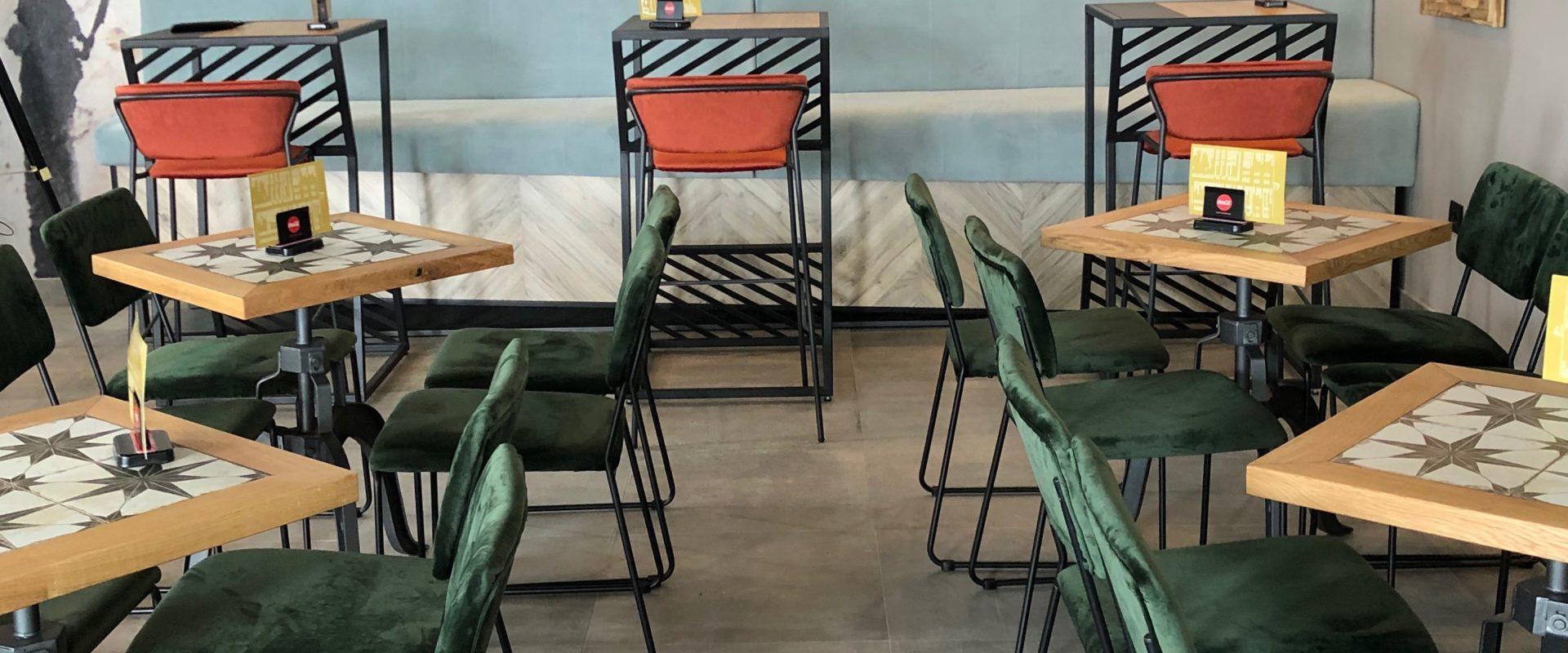 Zivot Design-Bamboo Caffe Bar